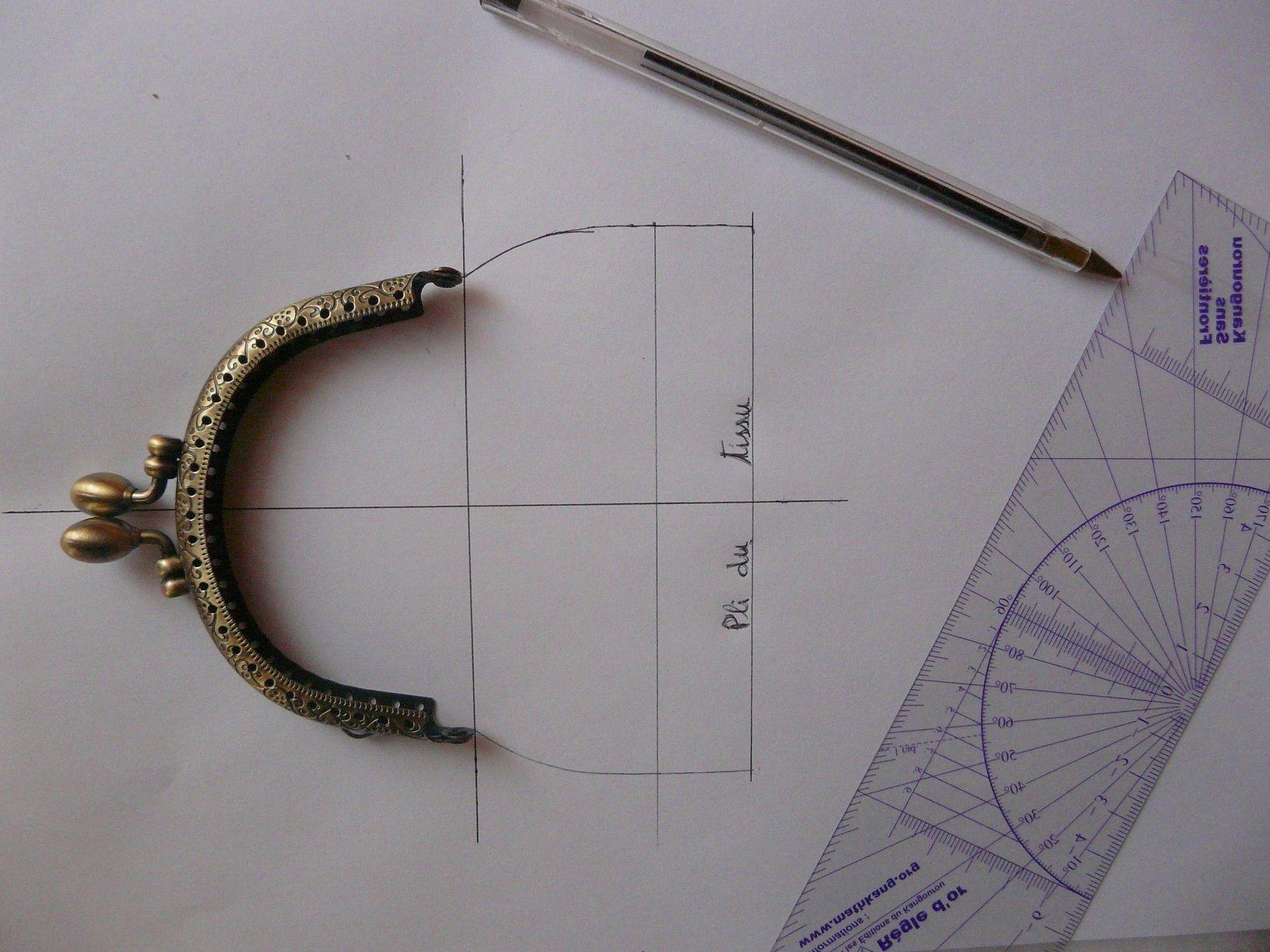 tuto porte monnaie sewing pinterest tuto porte. Black Bedroom Furniture Sets. Home Design Ideas