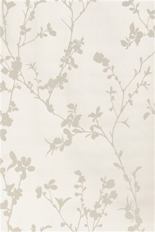 Buy Paste The Wall White Blossom Wallpaper from the Next UK online shop