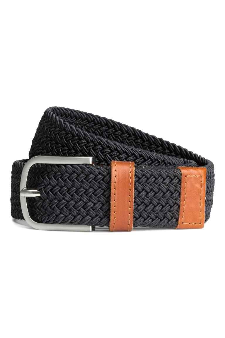 Cinturón elástico de tela   Mis complementos   Ceinture, Vêtements ... 934b6c4a222