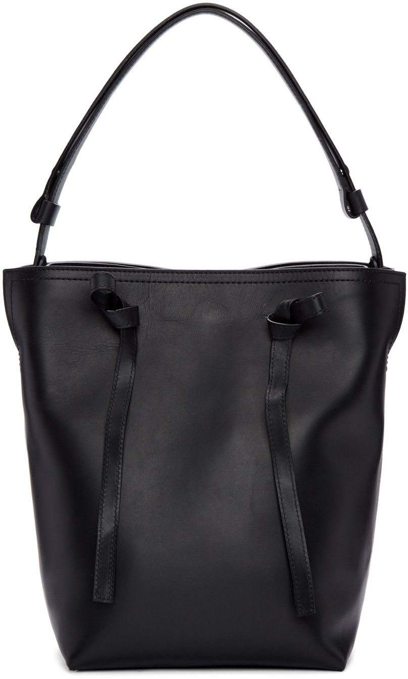 Black Knot Bucket Bag Maison Martin Margiela aAUyN66