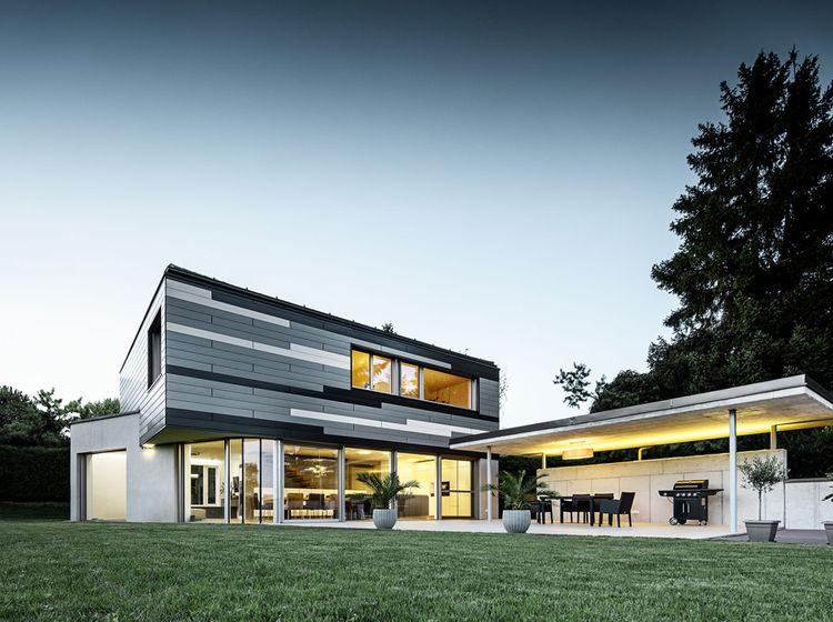 Fassaden-Sidings   Ratgeber: Bauen   Pinterest   Fassaden ...
