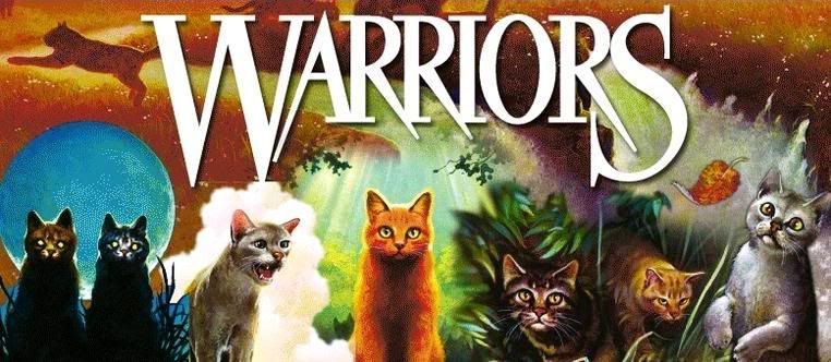 Erin Hunter Warriors - COMPLETE SERIES (as of 2020)