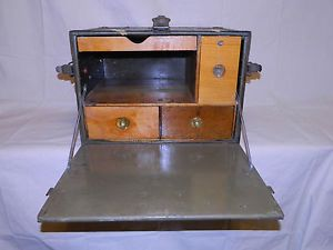 portable desk | Details about WWII WW2 US Army Portable Field Desk 1942