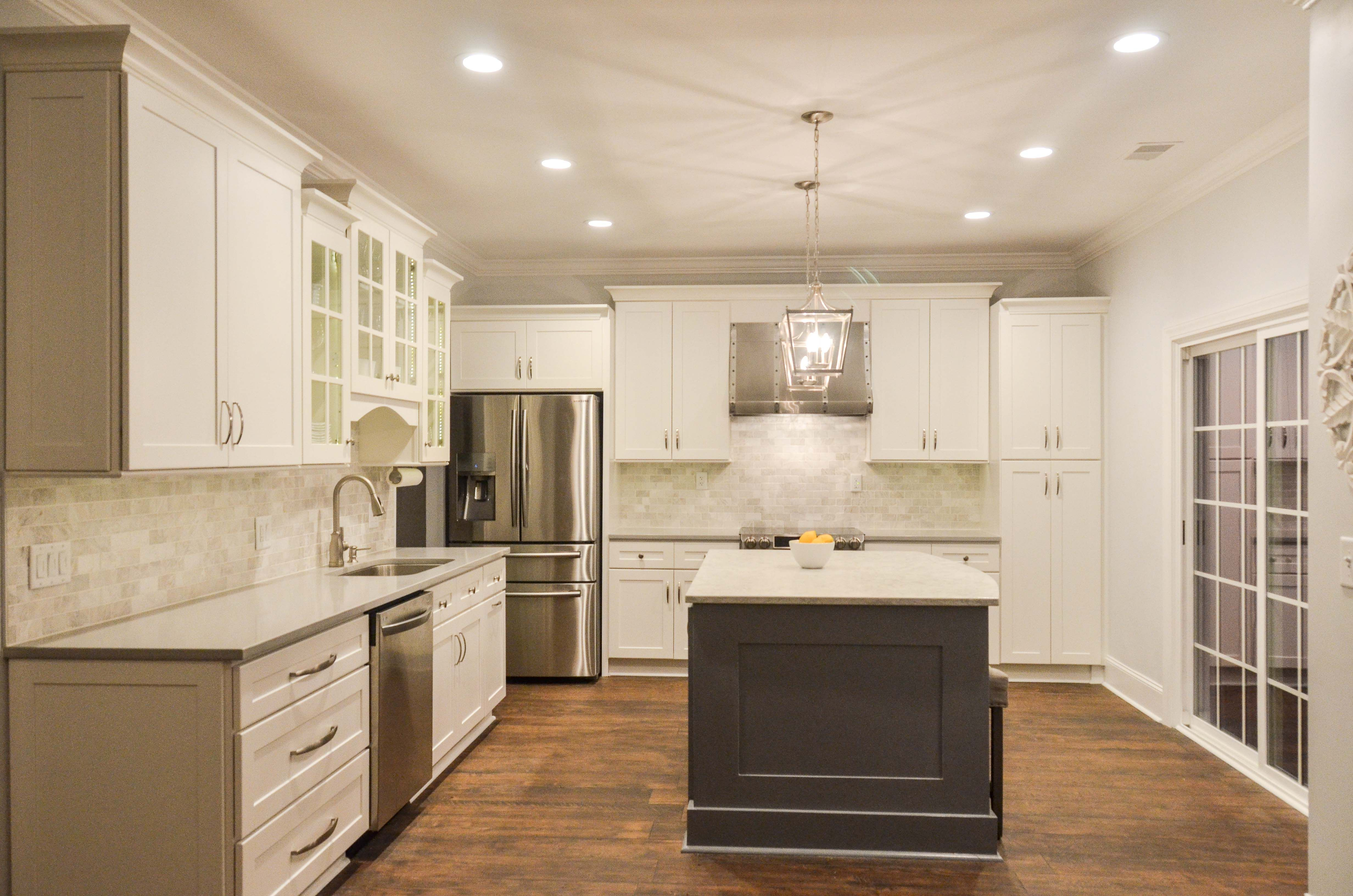 Kitchen remodel by Jessica G. of Columbia, SC. We planned ...