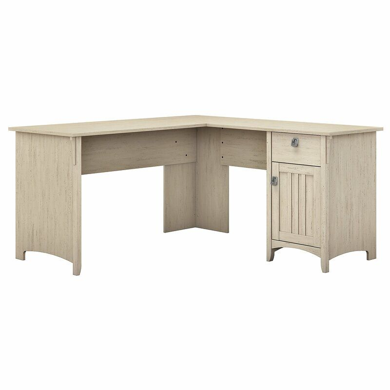 Jocelynn L Shape Desk In 2020 Desk Storage Bush Furniture L Shaped Desk