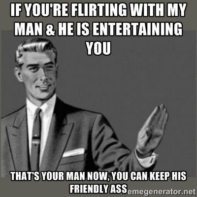 flirting memes to men get together video