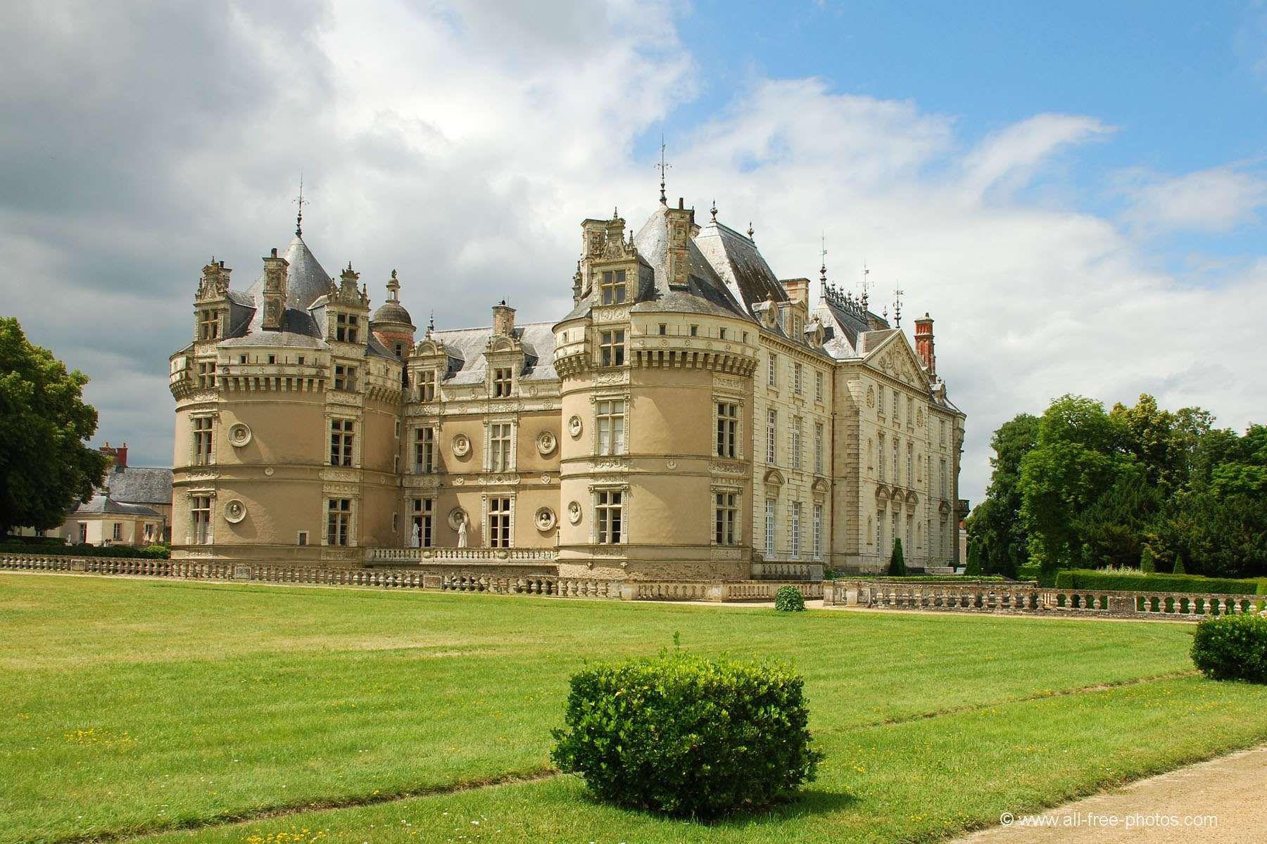 Château du Lude Castle, Castle house