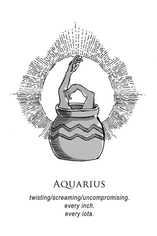 THE WORLD OF ASTROLOGY:  |Aquarius Quotes Tumblr