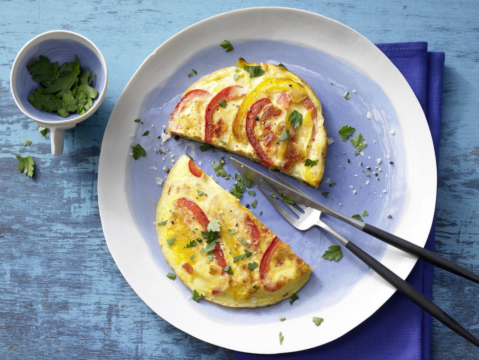 gem se omelett rezept herzhaftes pinterest gem se omelett omelett und gem se. Black Bedroom Furniture Sets. Home Design Ideas
