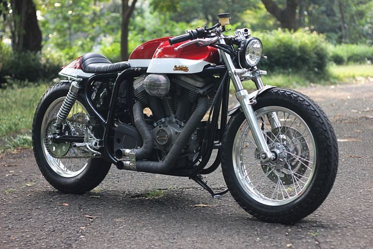 custom buell cafe racerstudio motor » the patriot | bikers