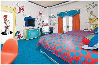 Dr Seuss Theme Room Decorating Ideas Website