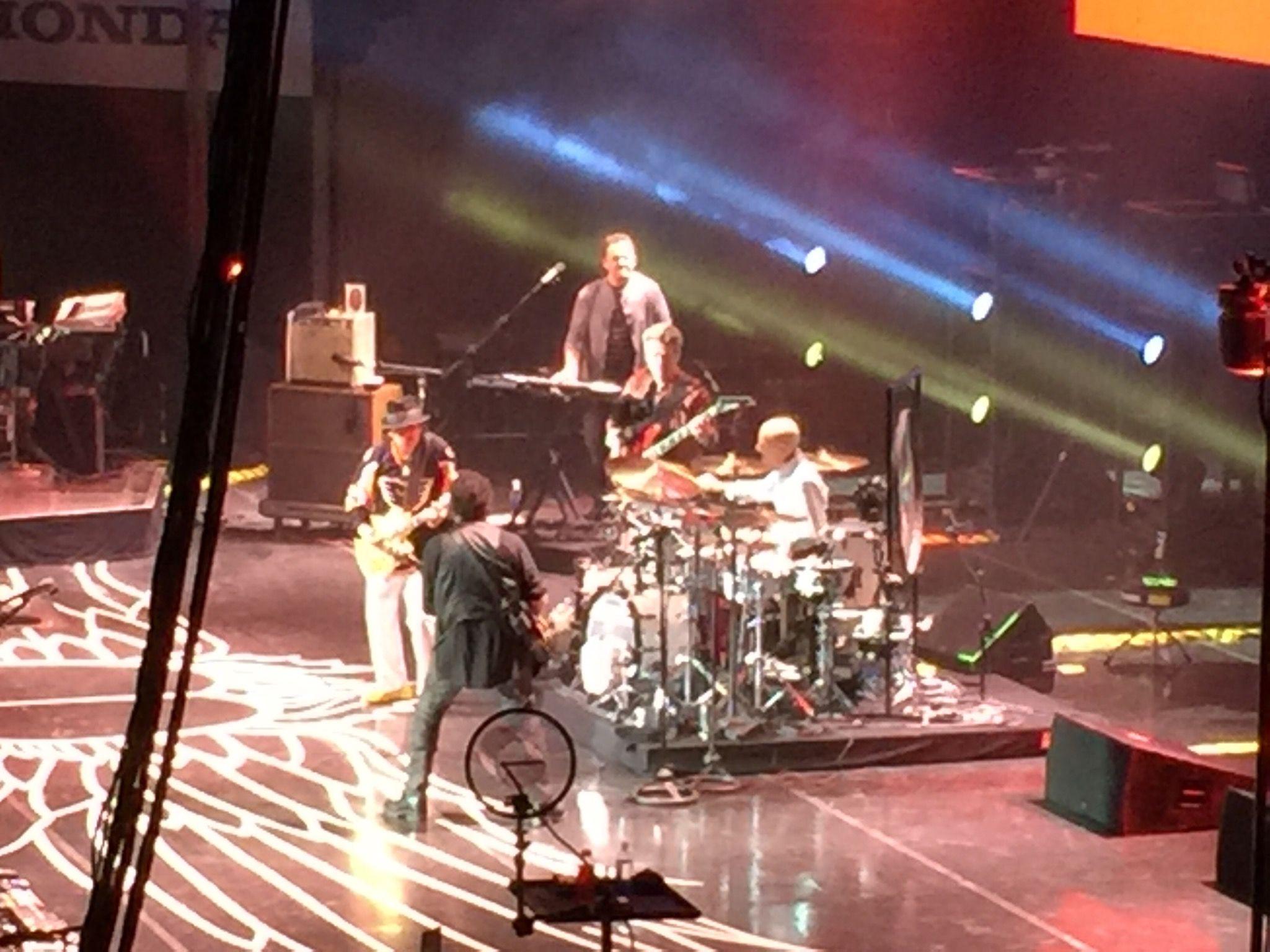 Journey/Santana Concert 2016 Santana concert, Fun events