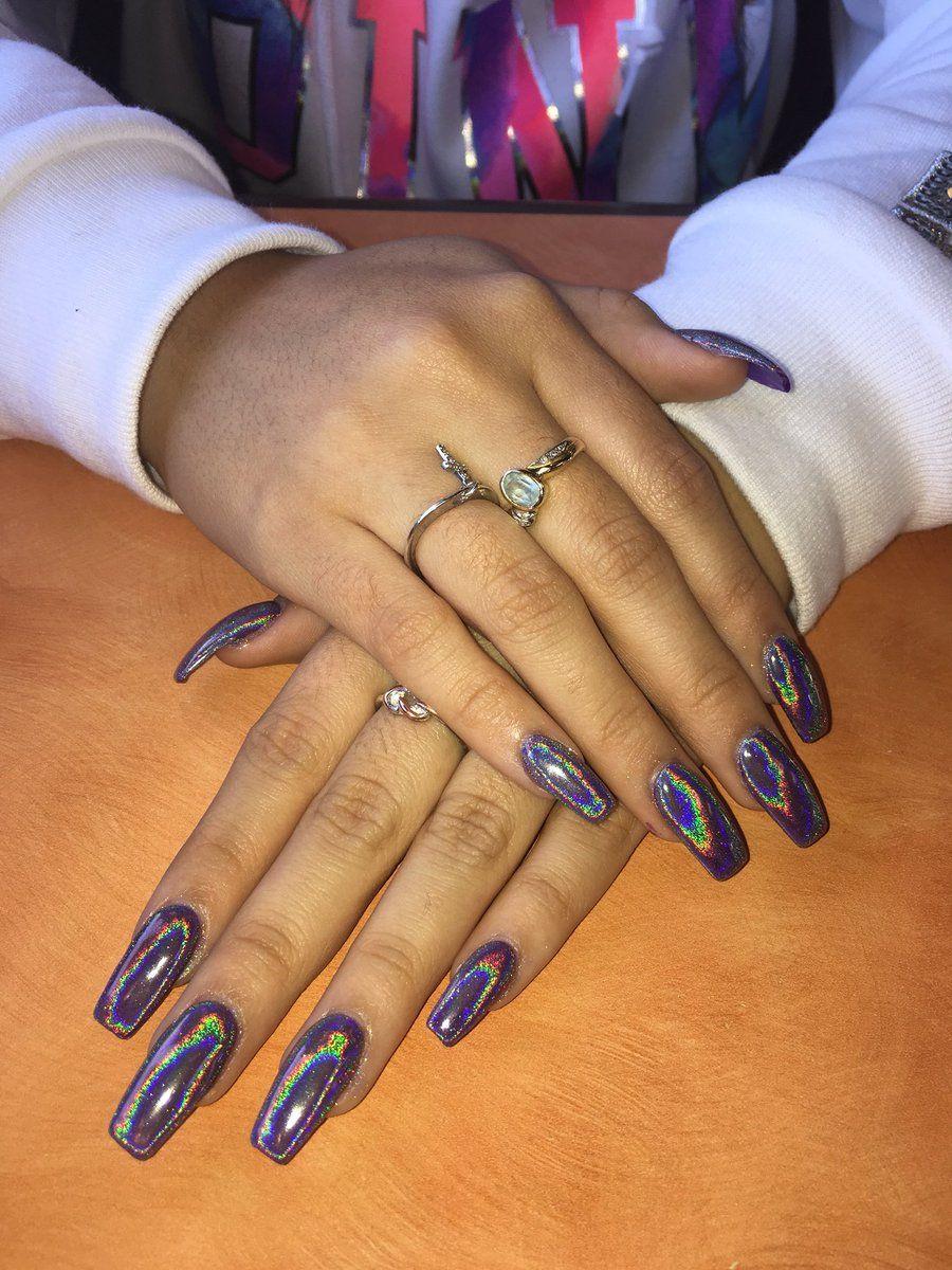✨. @truubeautys | иαiℓѕ✨ | Pinterest | Nail stuff, Nails ...