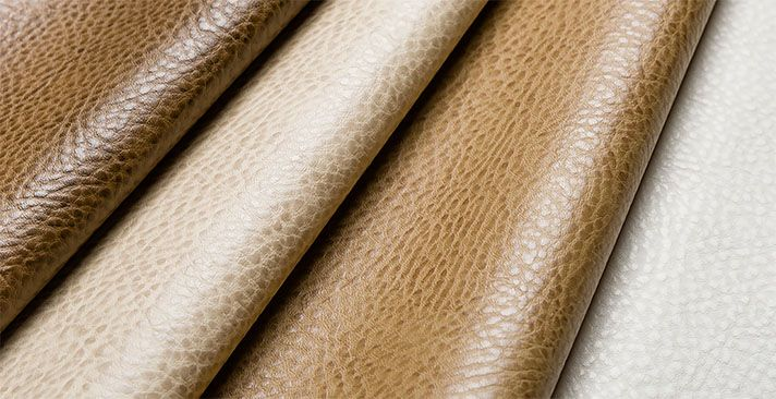 Illusion Consists Of A Vinyl Foam Layer With A Polyurethane Top Coat On A Polyester Backing The Brushed Polyester Bac Leather Upholstery Fabric Fabric Leather