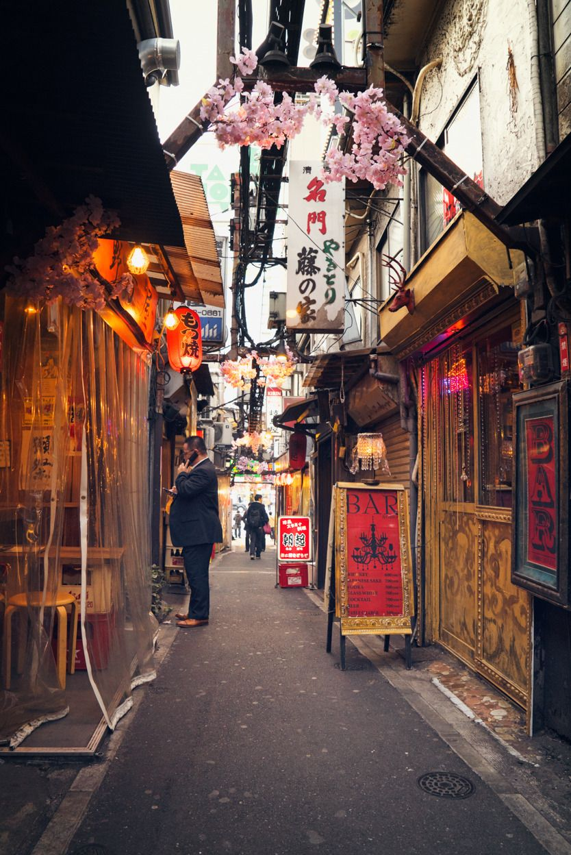 NY Through the Lens - New York City Photography — Tokyo - Piss Alley -  Memory Lane - Shinjuku -.
