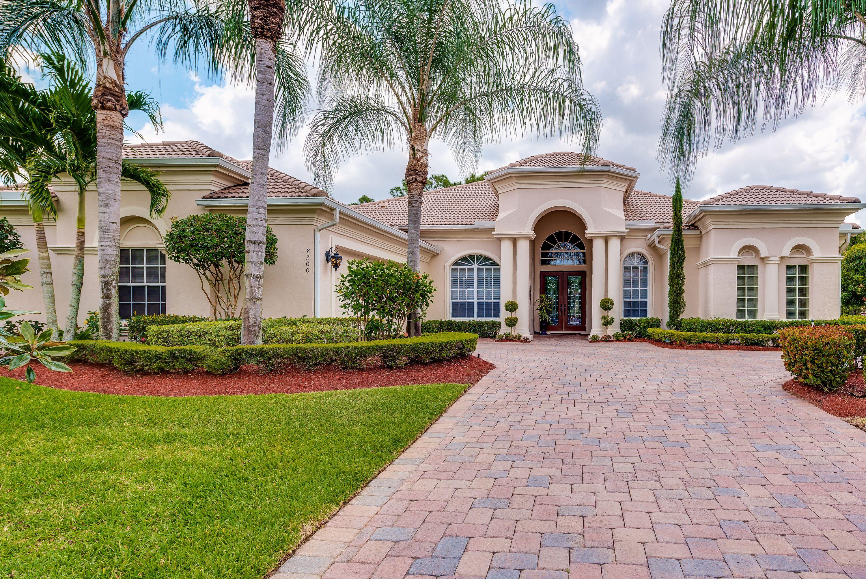 Pga Village Port St Lucie Home For Sale Florida Real Estate Mansions Homes Mediterranean Style Home