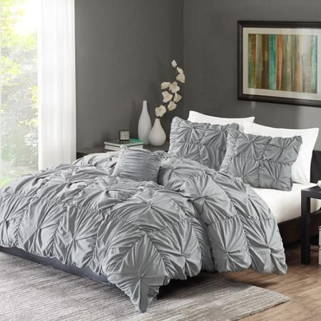 Better Homes And Gardens Twist Pleat Bedding Duvet Cover Set Home Stuff