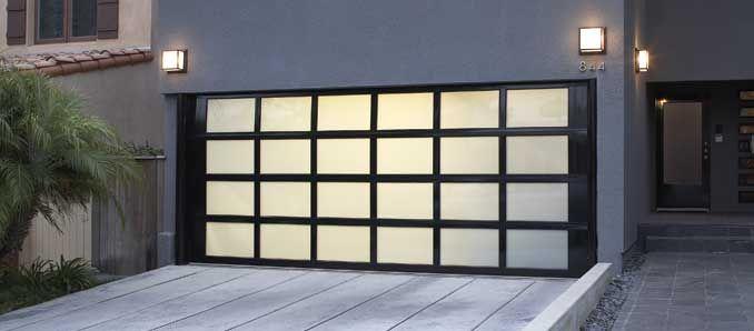 Glass Garage Doors Casas Nuevas Puertas Ventanas