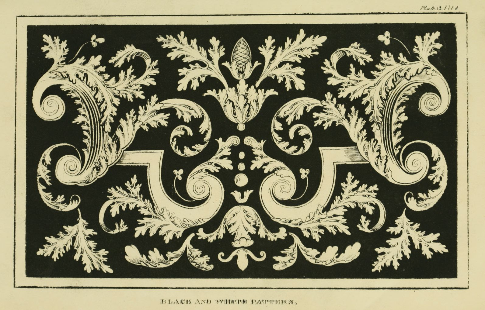 Ekduncan my fanciful muse regency era decorative patterns
