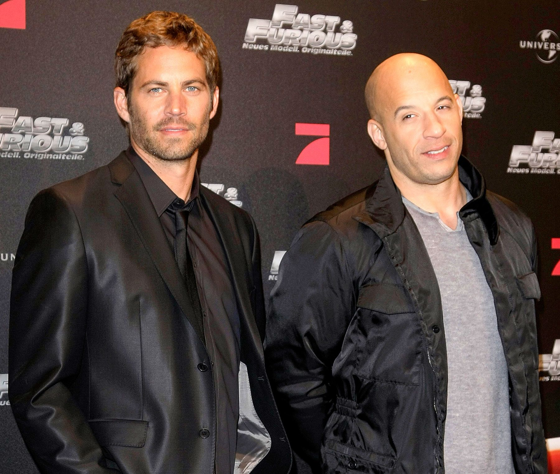 Vin diesel memorializes brother paul walker thanks fans at crash site in two