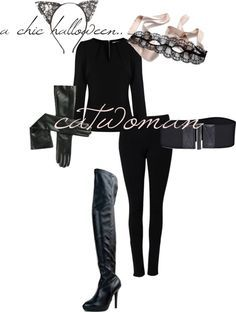 homemade cat costume for women - Google Search  sc 1 st  Pinterest & homemade cat costume for women - Google Search   costumes ...