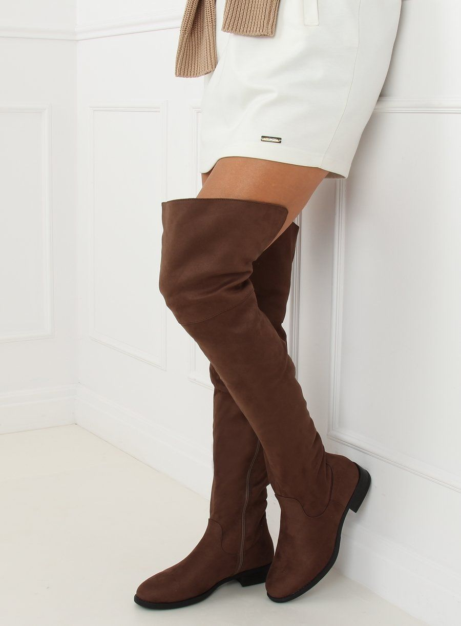 Muszkieterki Damskie Wowshoes Pl Fashion Boots Over Knee Boot