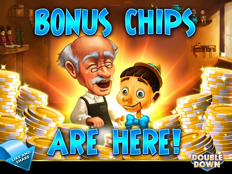 Doubledown Casino Promo Code June 2017