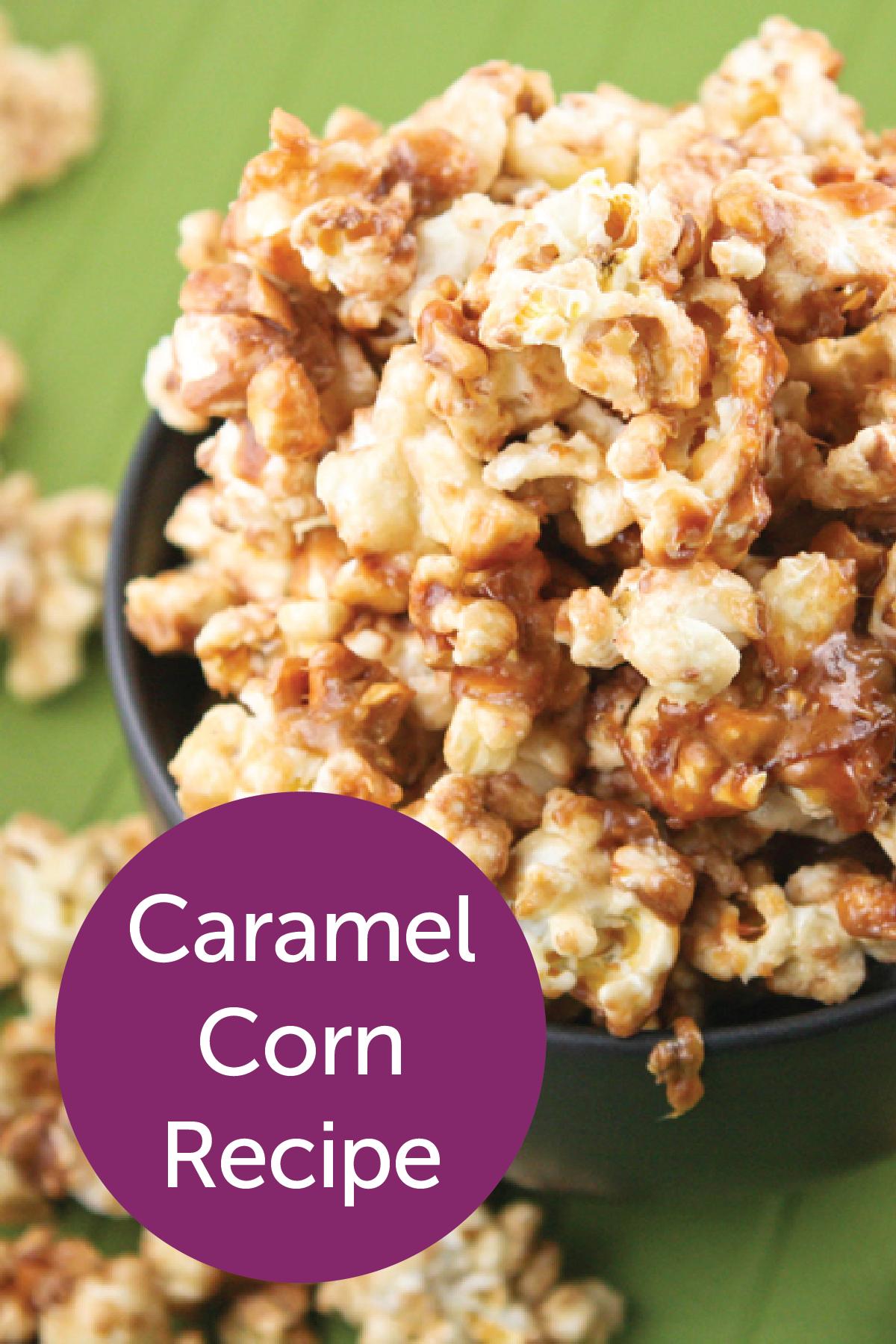 Baby Ruth Caramel Corn   Caramel corn, Caramel corn ...
