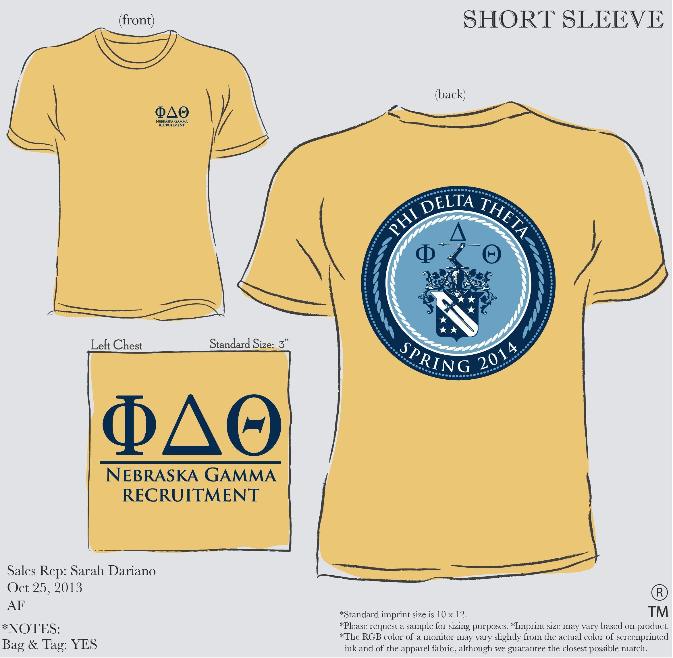 phi delta theta rush shirts #morganrow #geneologie #phideltatheta