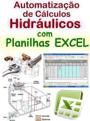 Automatizacao De Calculos De Hidraulica Com Planilhas Excel