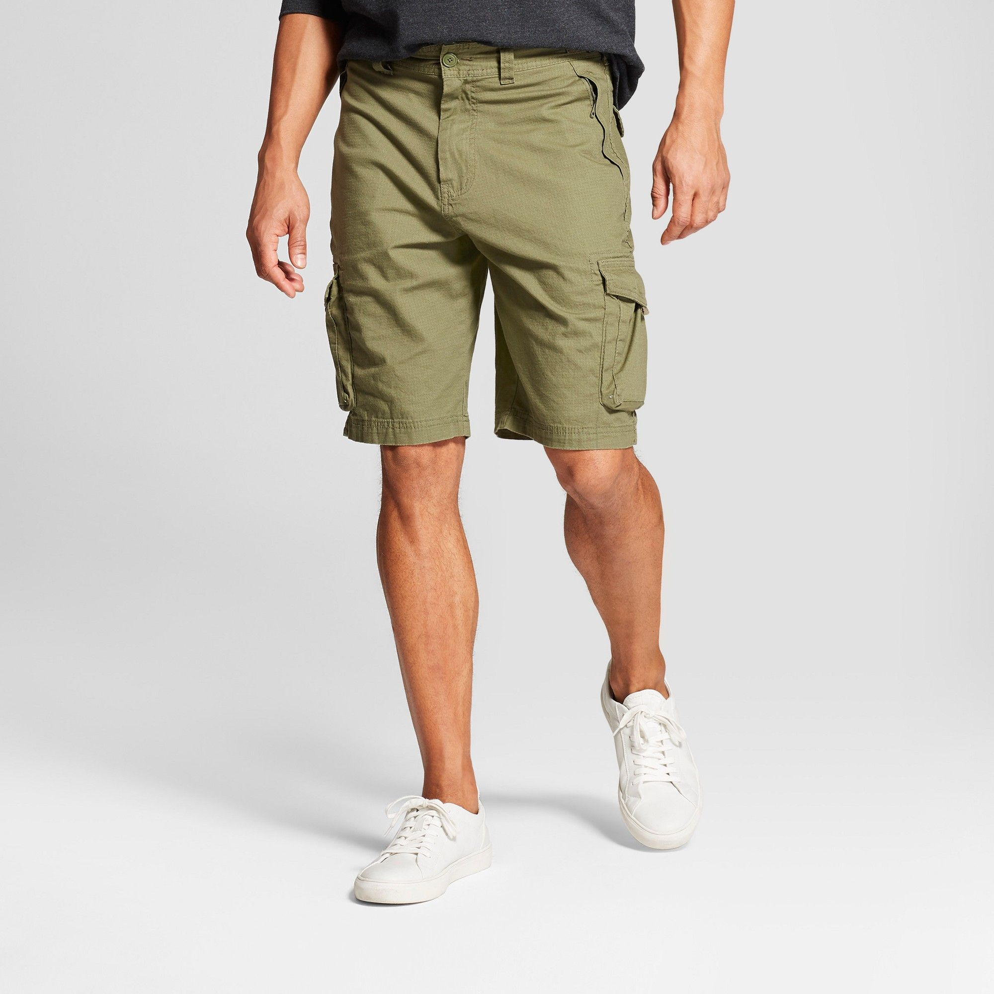 406778d0dd Men's 11 Utility Cargo Shorts - Goodfellow & Co Palm Tree 32 | Products
