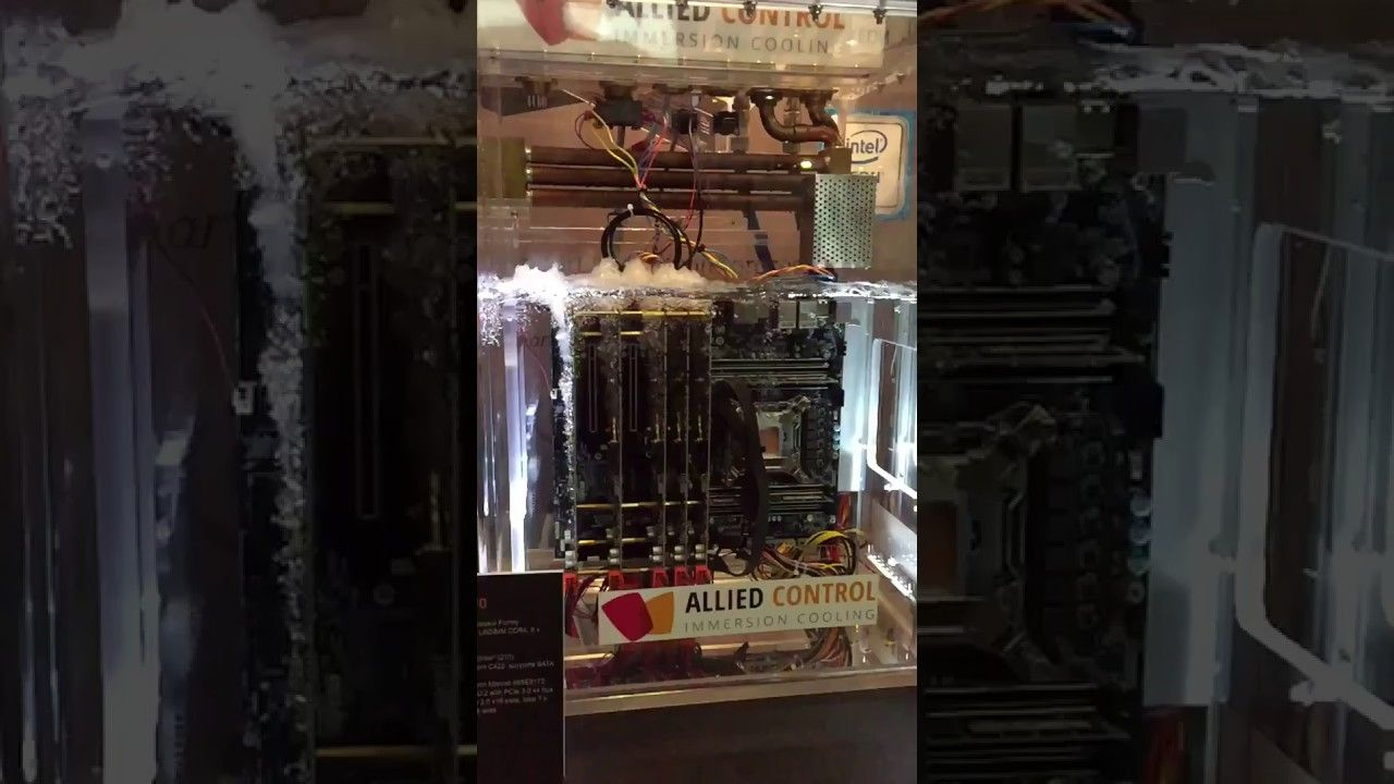 Allied Control Immersion Cooling Cool Stuff Ally Immersion