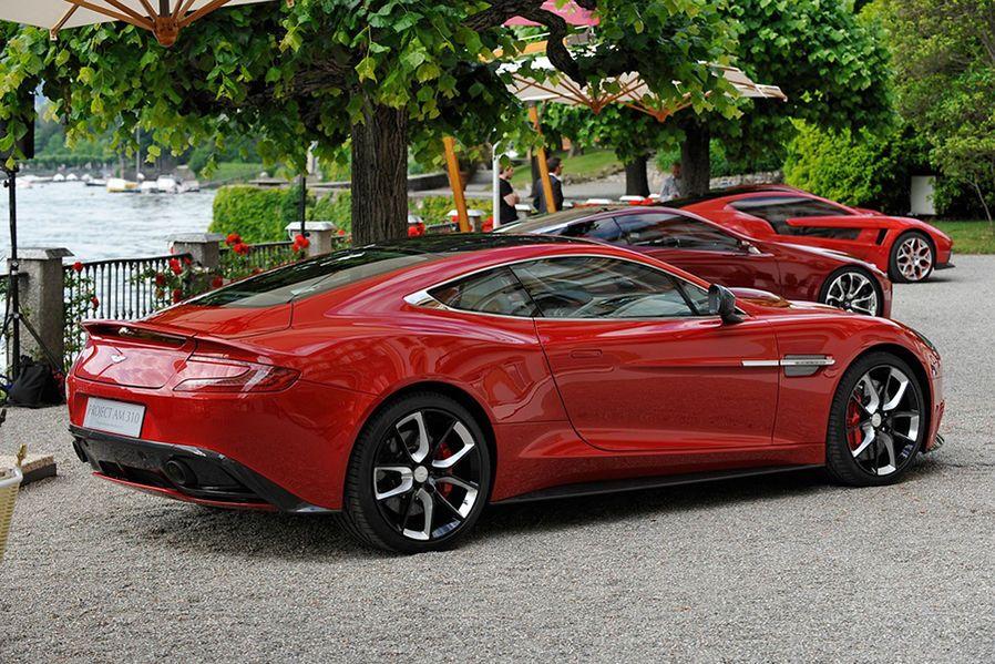 Neuer Aston Martin Vanquish Aston Martin Super Cars Aston
