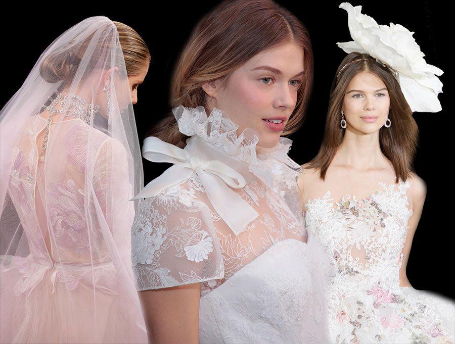 Spring 2017 Bridal Fashion Trends