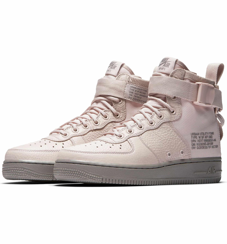 Main Image - Nike SF Air Force 1 Mid Sneaker (Women)  88325ff84
