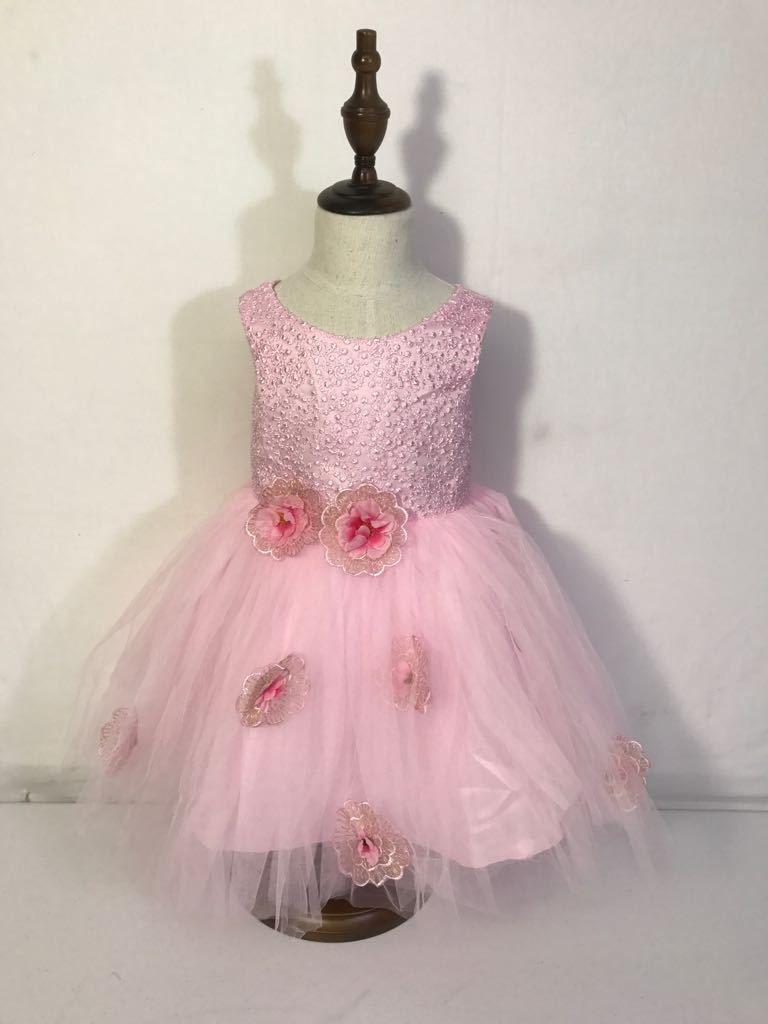 Ridiculous wedding dresses  Awesome Great Fairy Girl Sleeveless Kids dress Princess Girl Dress