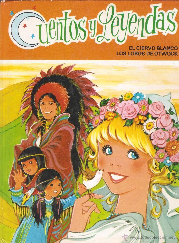 CUENTOS Y LEYENDAS - Nº 5 - EL CIERVO BLANCO Y LOS LOBOS DE OTWOCK - MARIA PASCUAL - TORAY 1980. - Foto 1