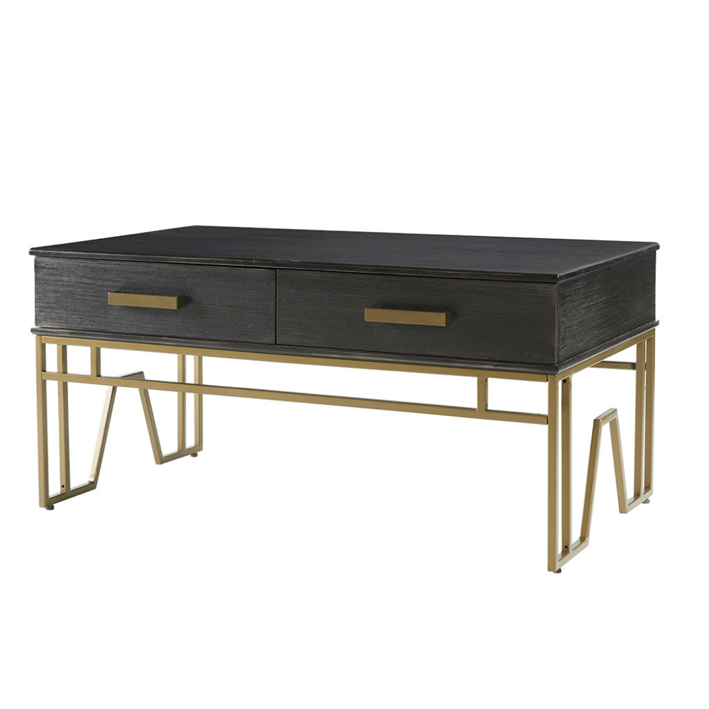 Paragon Coffee Table By Madison Park Signature Designer Living Coffee Table Sleek Coffee Table Stylish Living Room [ 1000 x 1000 Pixel ]