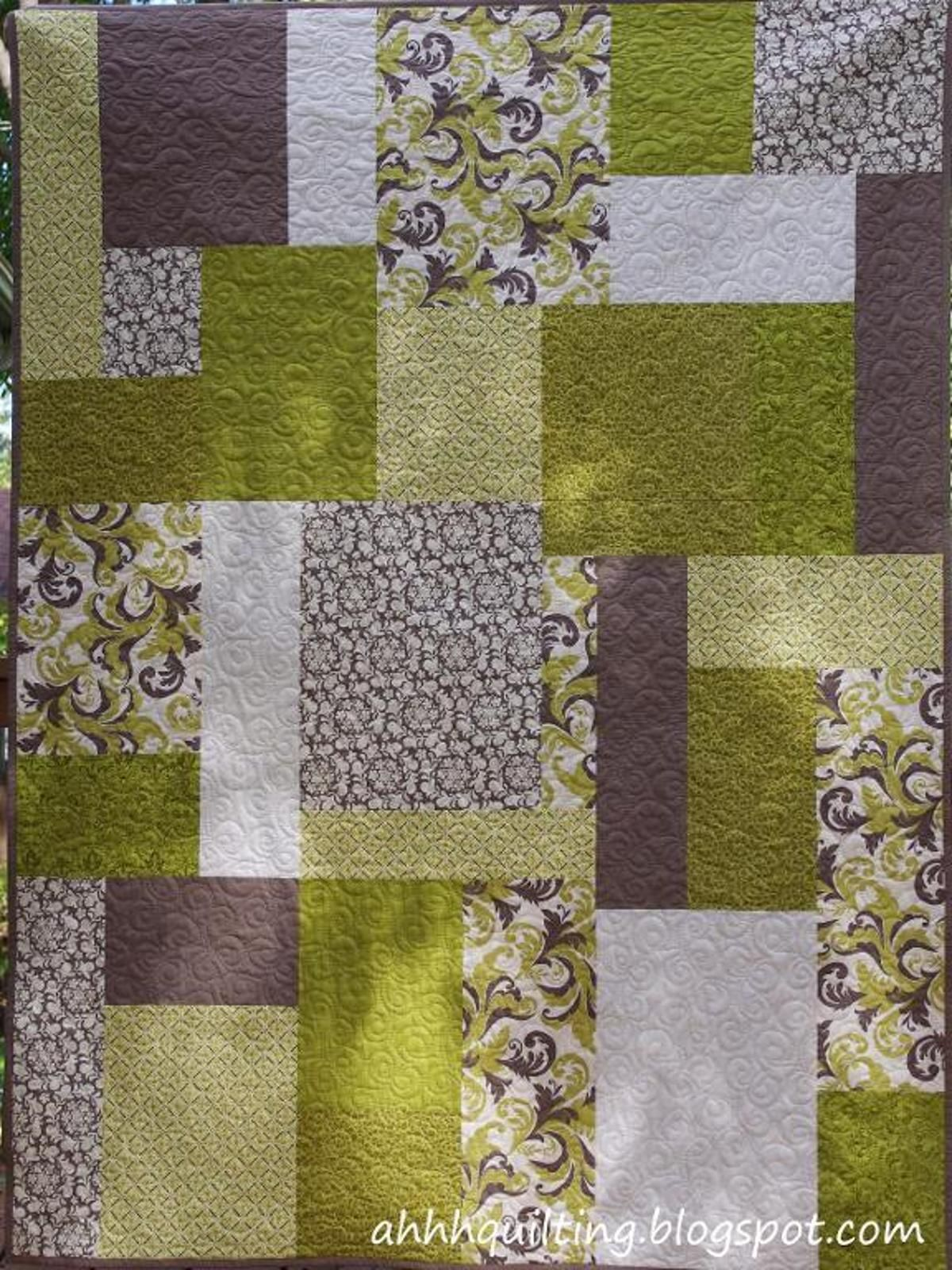 Alex\'s Wedding Quilt Pattern | Patterns, Yellow quilts and Quilt modern