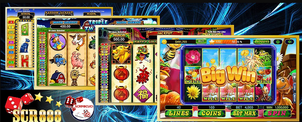 Succeed At Online Slots