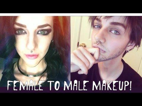 Man Makeup Transformation Tutorial