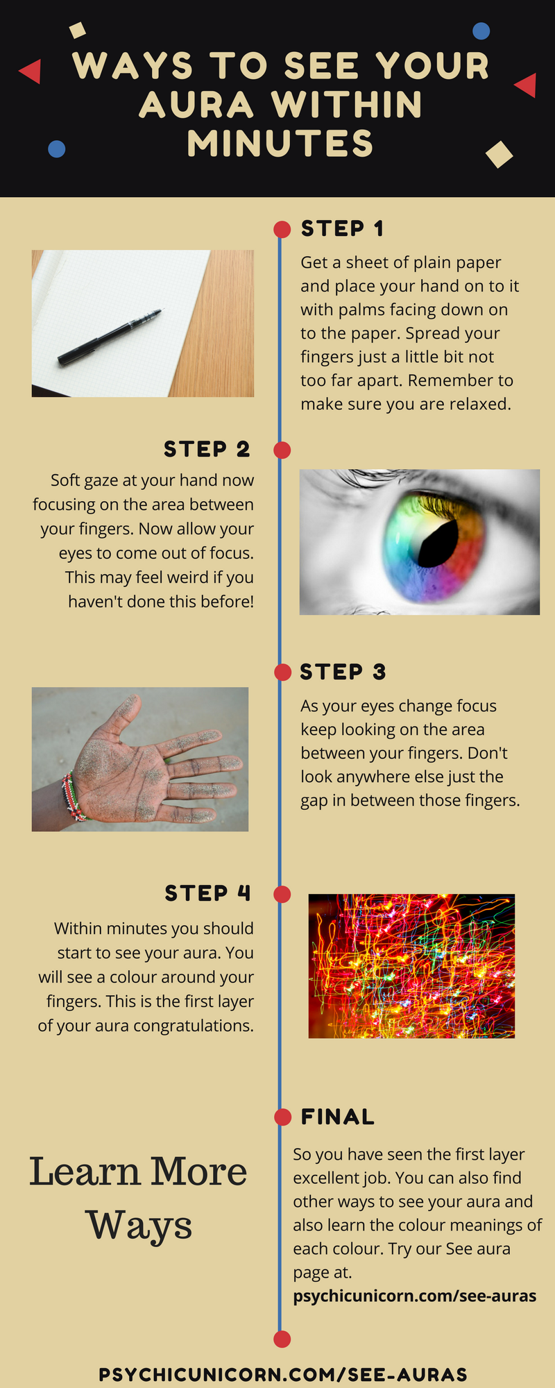 How to See Auras in Five Minutes or Less - Intuitive Souls ...