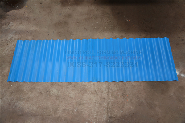 Corrugated Roofingpanel Roll Forming Machine Corrugated Roof Panels Roll Forming