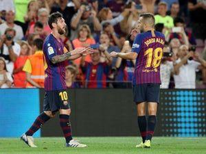 Jordi Alba: 'Barcelona forward Lionel Messi is irreplaceable' #ChampionsLeague #Barcelona #Football #339412