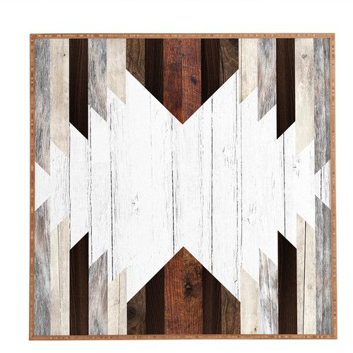 Found it at Joss & Main - Geo Wood 2 Framed Wall Decor | Forever ...