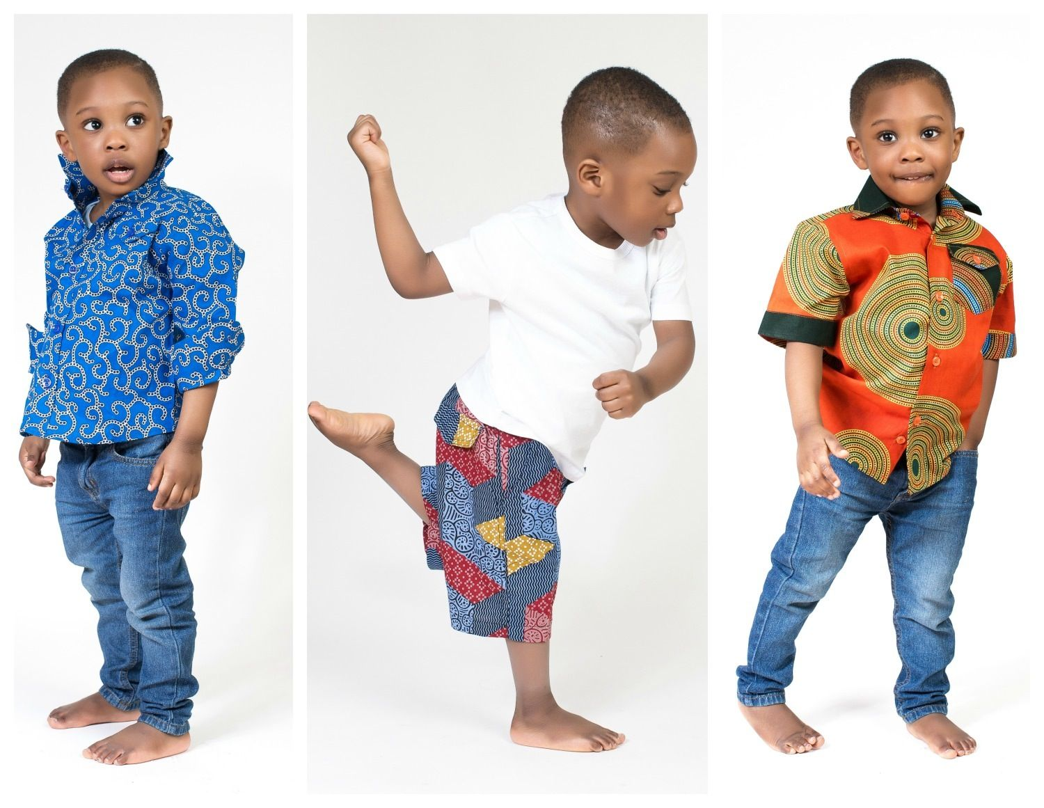 444 best Ankara For Kids images on Pinterest | African style ...
