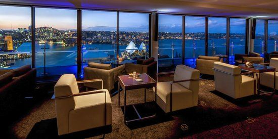 Intercontinental Sydney Located In A Historic Building The Cbd Central Business District Hotel Overlooks Iconic