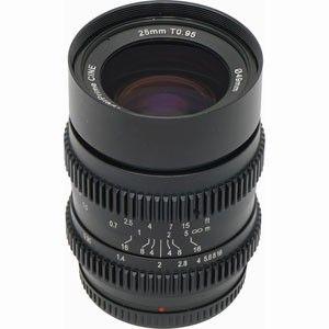 Slr Magic 25mm T0 95 Hyperprime Cine Lens Lenses Camera Rig Camera Lenses