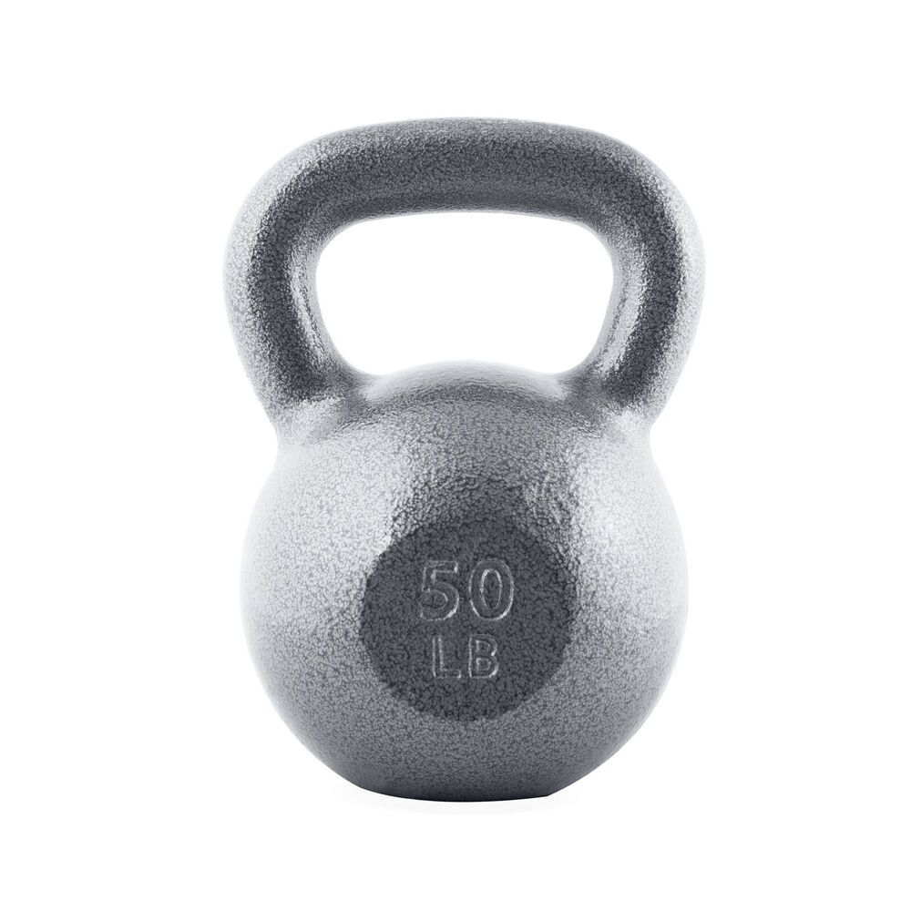 CAP Barbell 15 lb Weight Training Kettlebell entire body strength workout