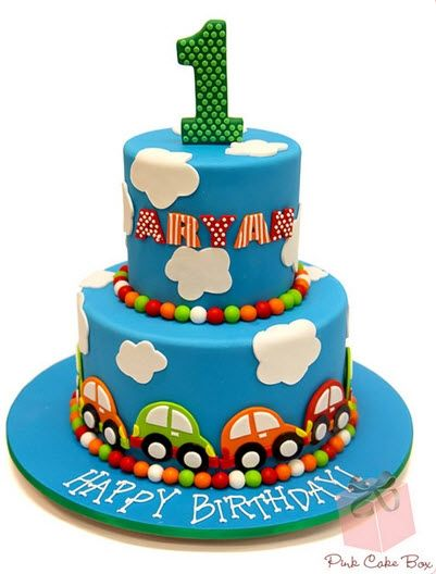 Outstanding Fab Birthday Cakes For First Birthdays Con Imagenes Tortas De Funny Birthday Cards Online Alyptdamsfinfo